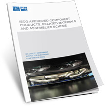 Brochure: IECQ Approved Component Products, Related Materials and Assemblies Scheme