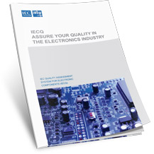 IECQ IECQ Assure Your Quality in the Electronics Industry brochure